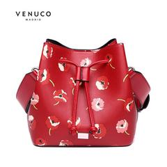 Túi thắt dây đỏ R04S303 Venuco Madrid