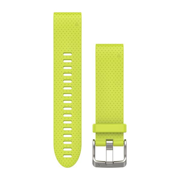 Dây đeo silicone Garmin Quickfit cỡ 20mm cho Fenix 5s - Vàng