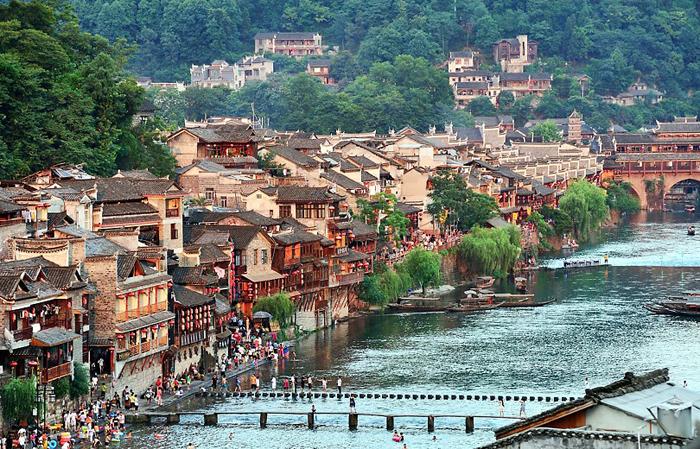 Thị trấn cổ Phượng Hoàng