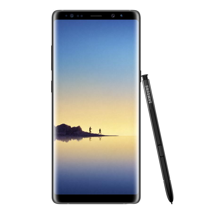 Samsung Galaxy Note 8 - Đen