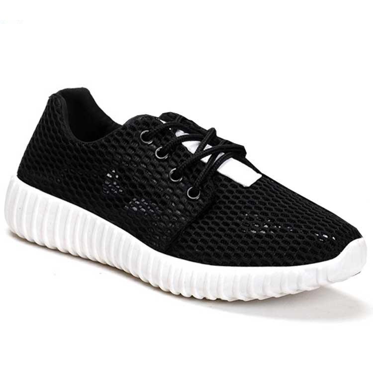 Giày sneaker thời trang nữ Zapas GN020 (Đen)