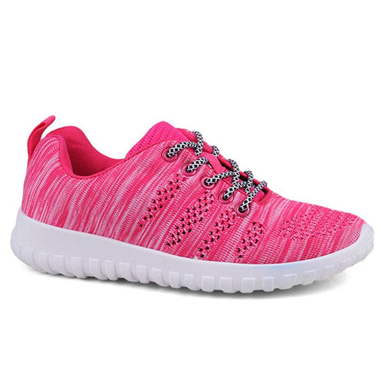 Giày sneaker thời trang nữ Zapas GN026 (Hồng)