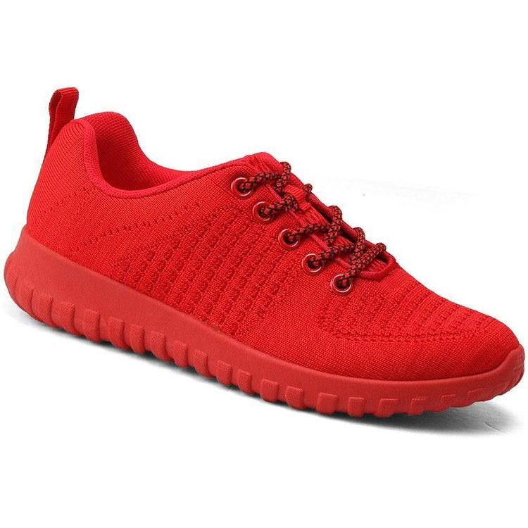 Giày sneaker thời trang nữ Zapas GN027 (Đỏ)