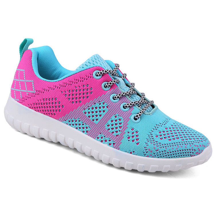 Giày sneaker thời trang nữ Zapas GN028 (Xanh)