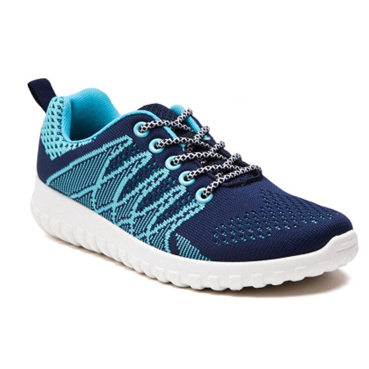 Giày sneaker thời trang nữ Zapas GN029 (Xanh)