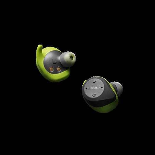 Tai nghe bluetooth Jabra Elite sport (lime green grey)