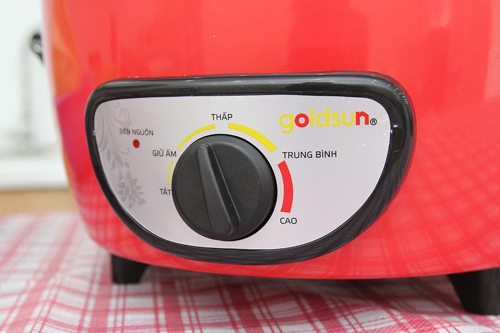 Nồi lẩu điện đa năng Goldsun MC-GBB100