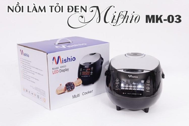 Máy làm tỏi đen Mishio MK03 (181006-C22)