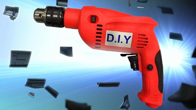 Bộ máy khoan cầm tay DIY 112 món (116003-BDC12)