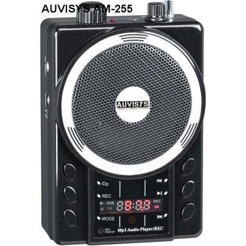 Máy trợ giảng AUVISYS AM-255 - Shop VnExpress