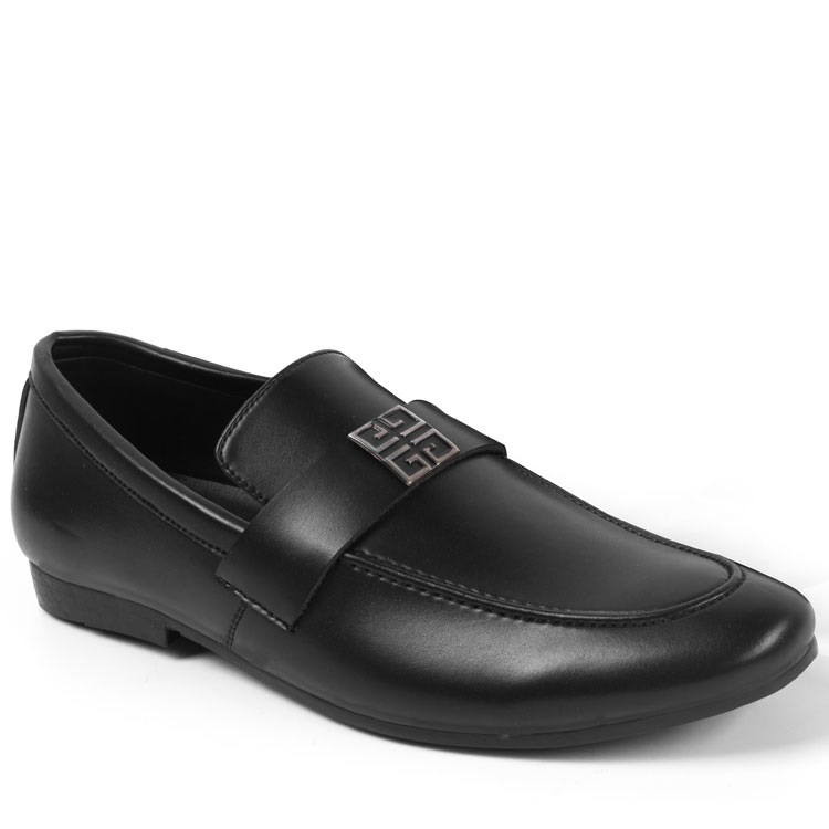 Giày lười nam thời trang Zapas GL001 ( Đen )