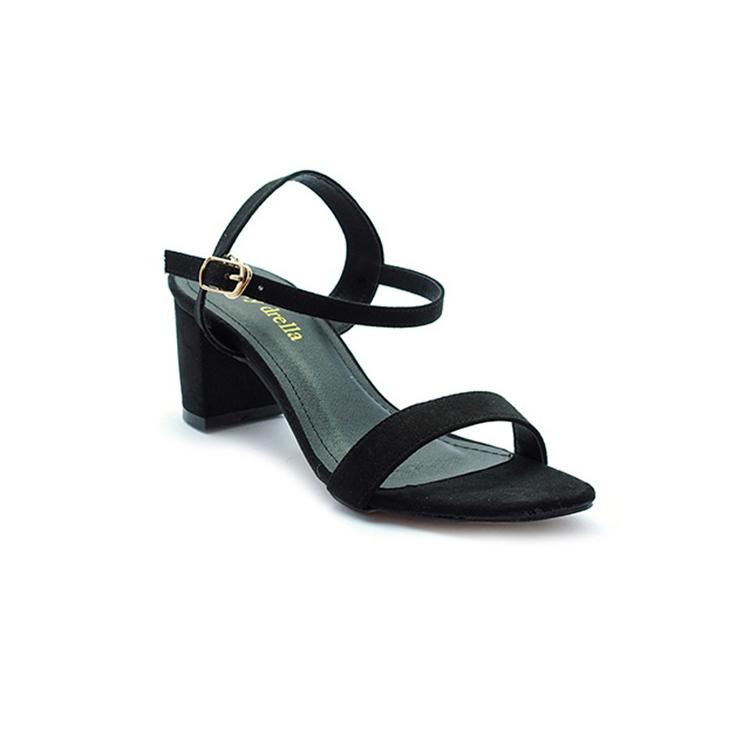 Giày nữ Cindydrella - CINDY9D giày cao gót 5cm (Đen)