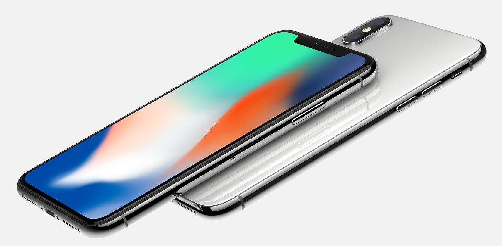 Điện thoại Apple iPhone X 64GB (A1901) _ Sliver
