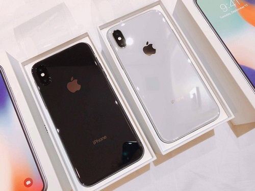 Điện thoại Apple iPhone X 256GB (A1865) _ Gray