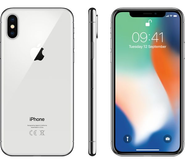 Điện thoại Apple iPhone X 256GB (A1901) _ Sliver