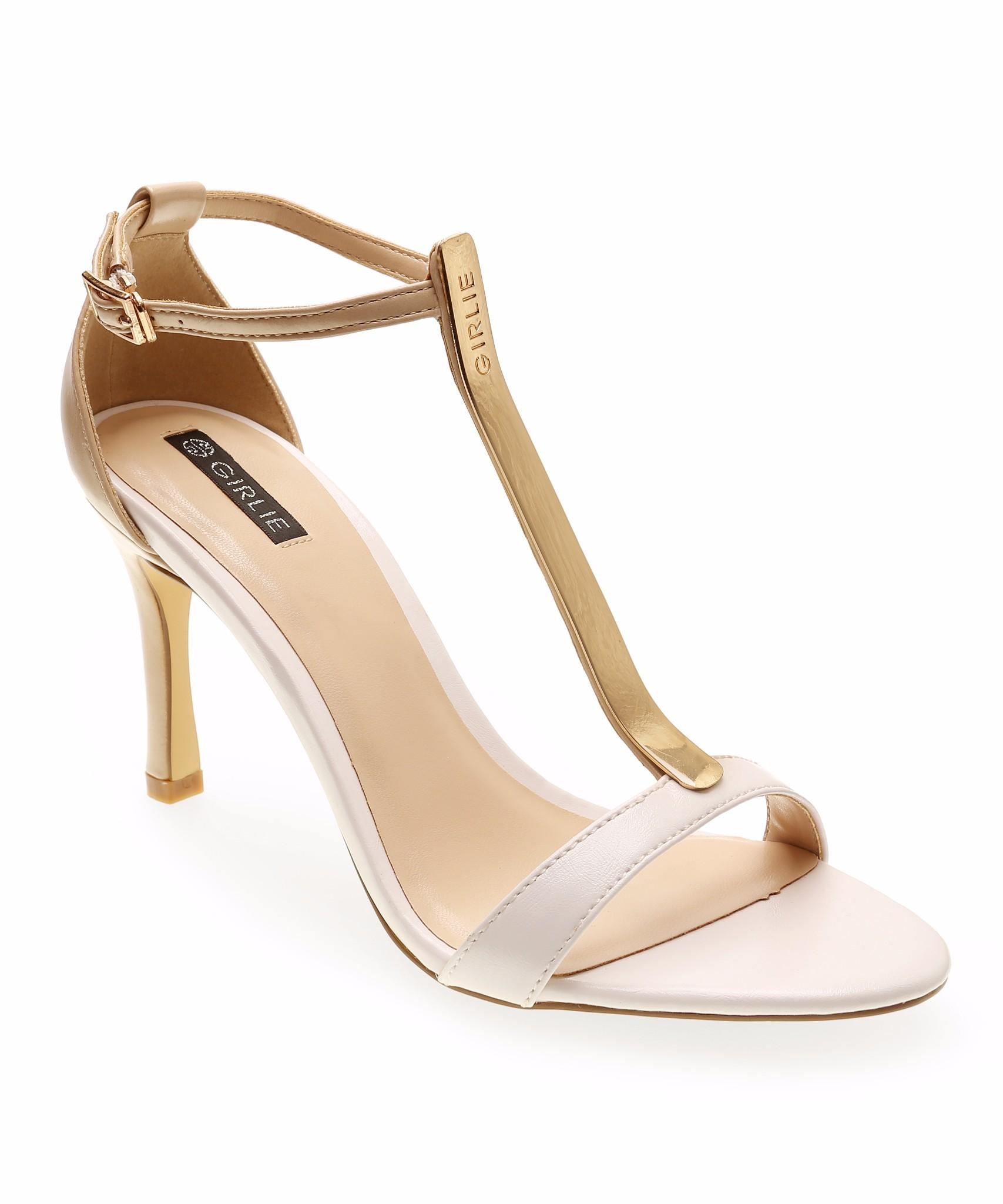 Giày sandal cao gót Girlie S261070350TR0