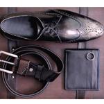 Combo ví thắt lưng giày kèm nhiều quà tặng