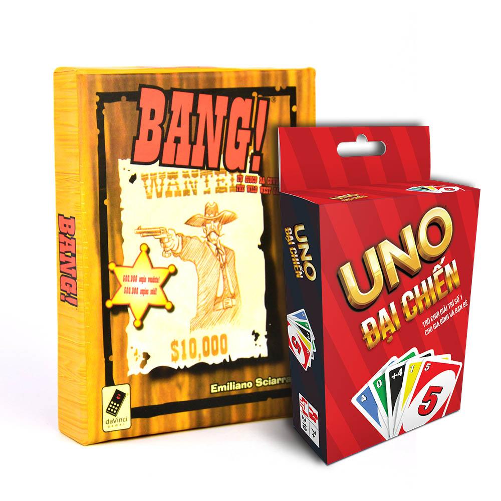 Combo Bang! & Uno