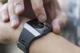 Đồng hồ thông minh Fitbit Ionic SMOKE GRAY