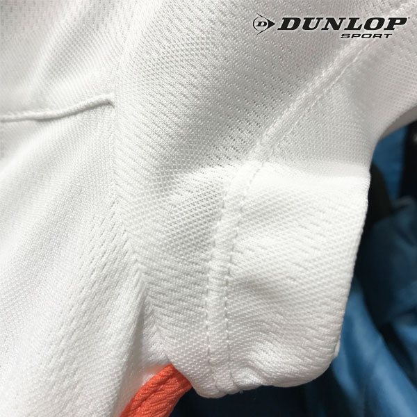 Áo Thun Thể Thao Nữ Dunlop - DABAS8079-2C-WT - Ảnh 4