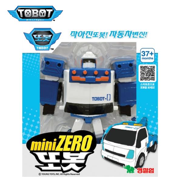Đồ chơi lắp ráp mini Tobot zero 2018