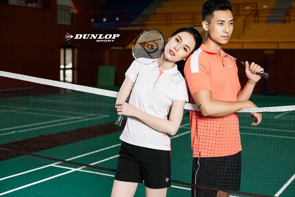 Trang phục thể thao thương hiệu Dunlop