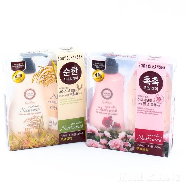 Bộ sữa tắm Leeblese - Hàn Quốc