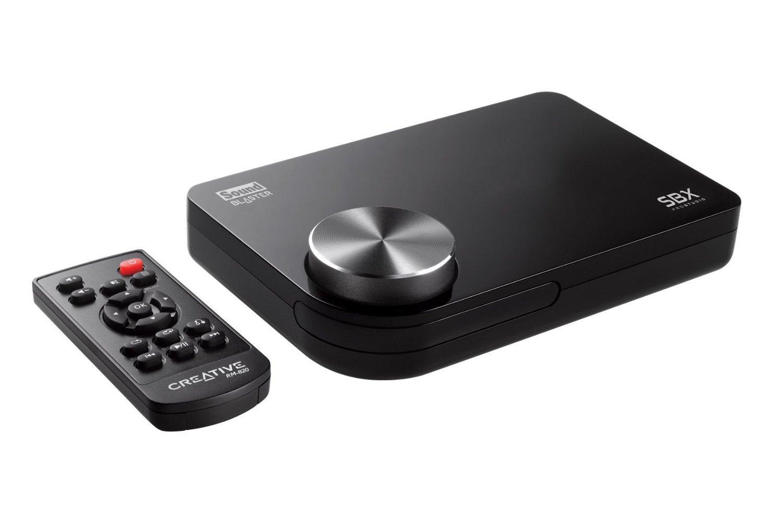 Card âm thanh SB X-Fi Surround 5.1 Pro (KÈM REMOTE)