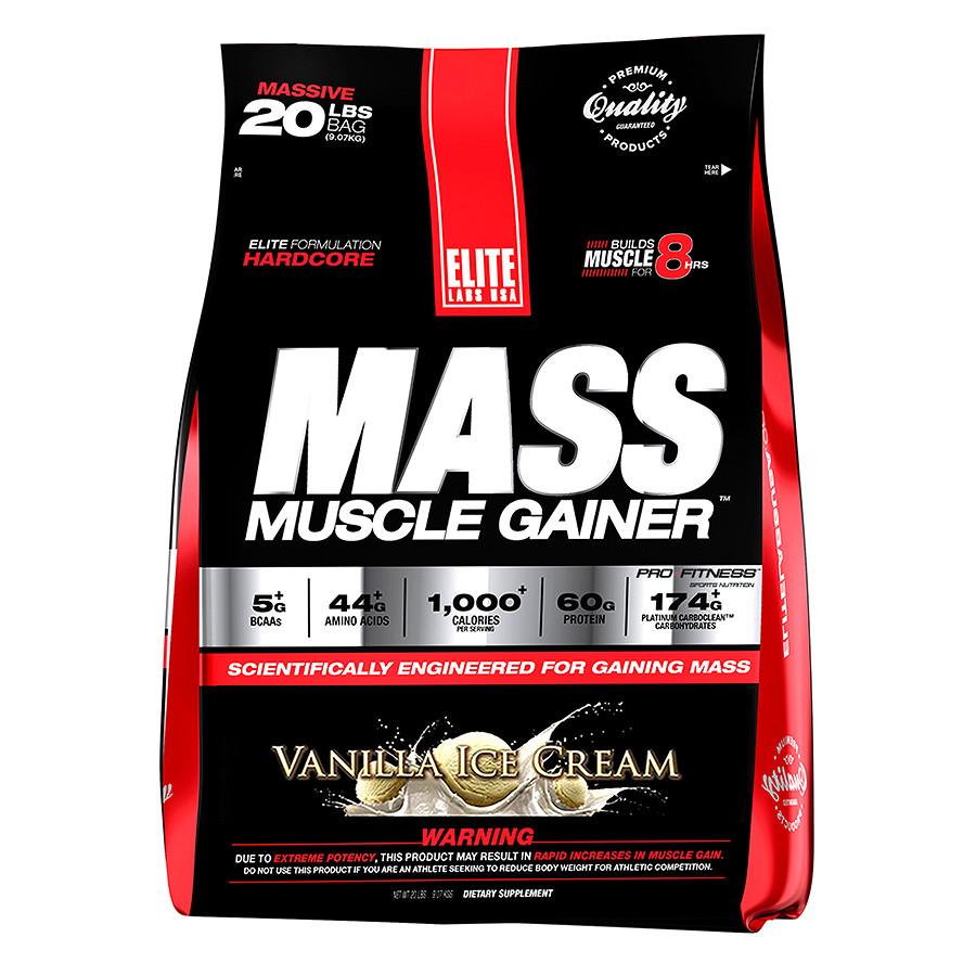 Sữa Tăng Cân Mass Muscle Gainer 9.09kg 3 mùi