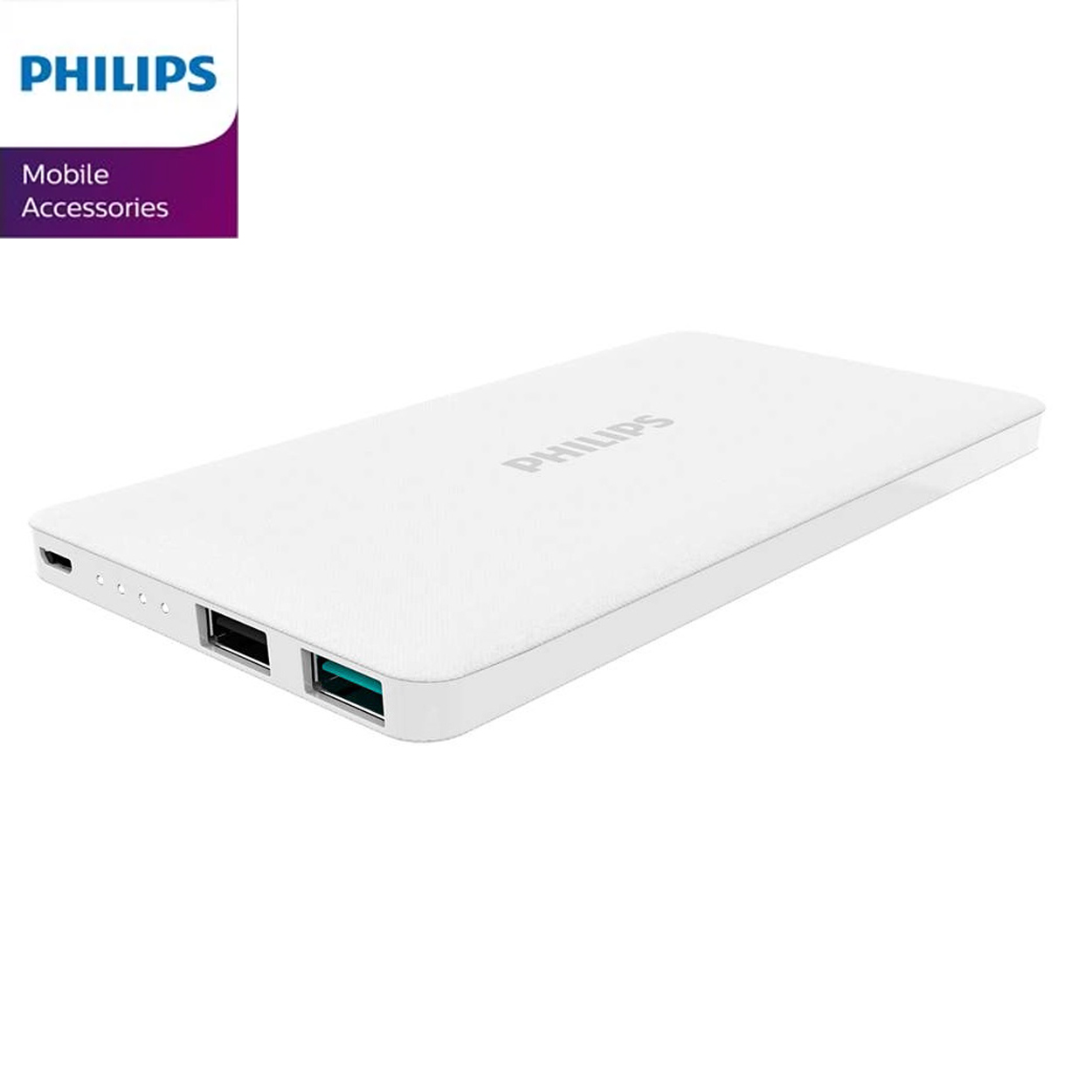 Pin sạc dự phòng Philips DLP2103WT 10000mAh