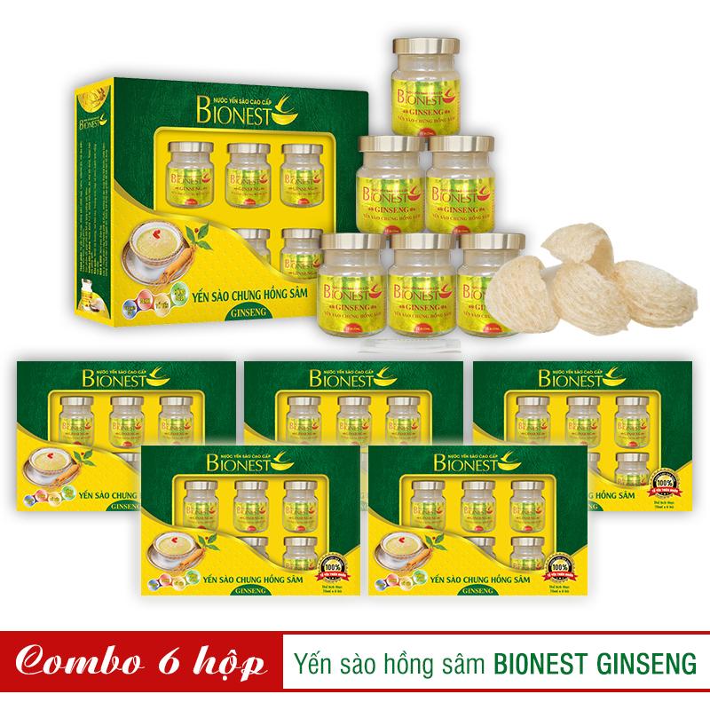 6-hop-yen-sao-bionest-ginseng-hong-sam-cao-cap-hop-qua-tang-6-lo