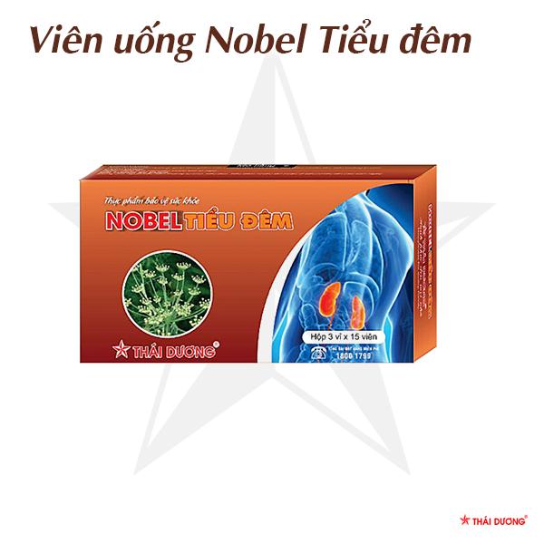 Thực phẩm chức năng Nobel tiểu đêm