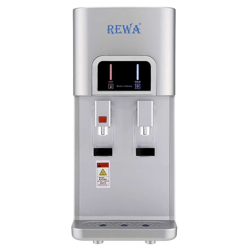 Máy lọc nước nóng lạnh để bàn Rewa RW-NA-218.SILVER