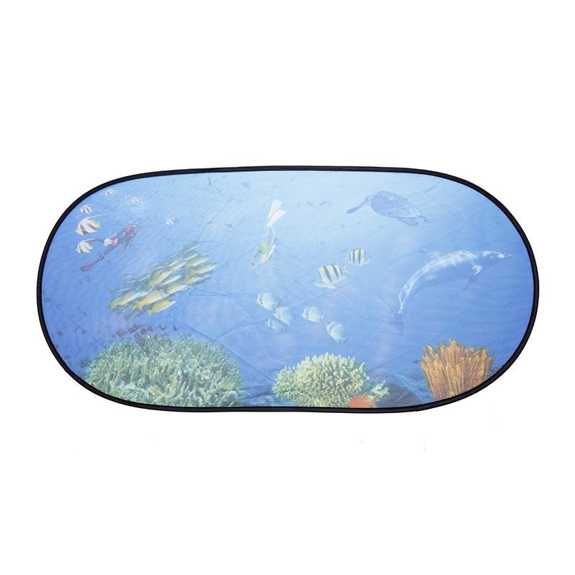 Che nắng ô tô kính sau NB LX-R009 hình đại dương