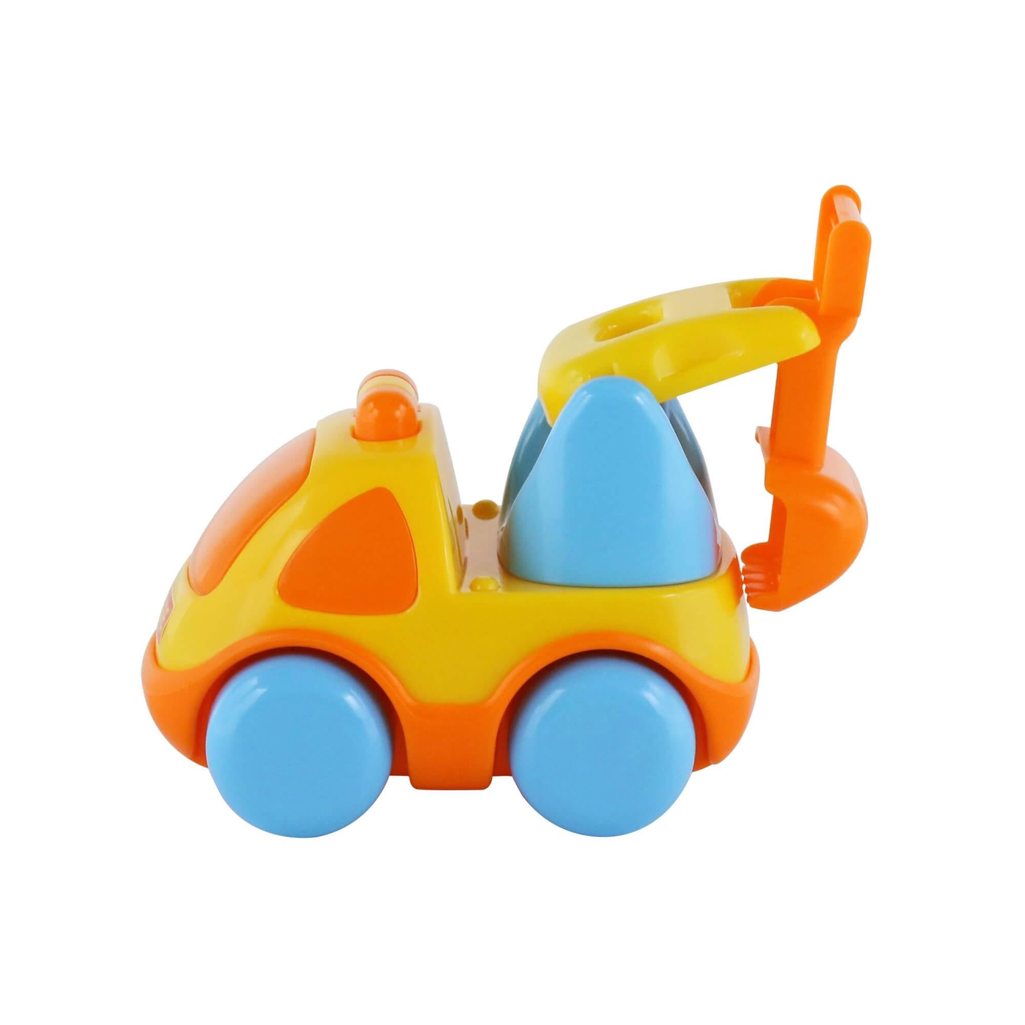 xe xúc carat đồ chơi Polesie Toys