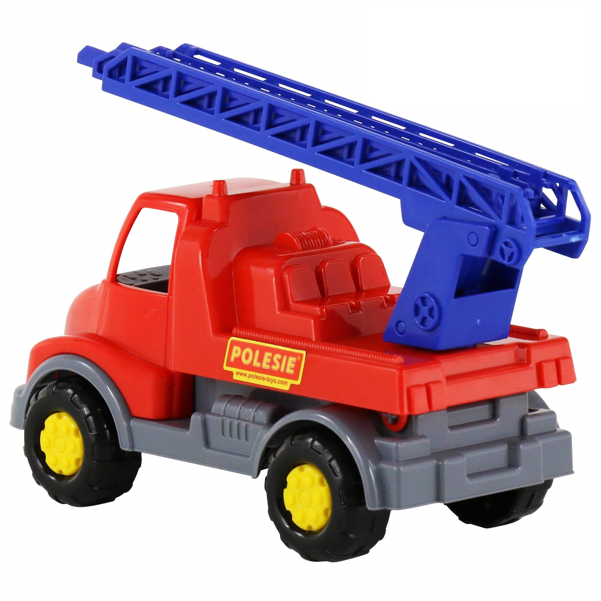 xe cứu hoả đồ chơi Leon Polesie Toys