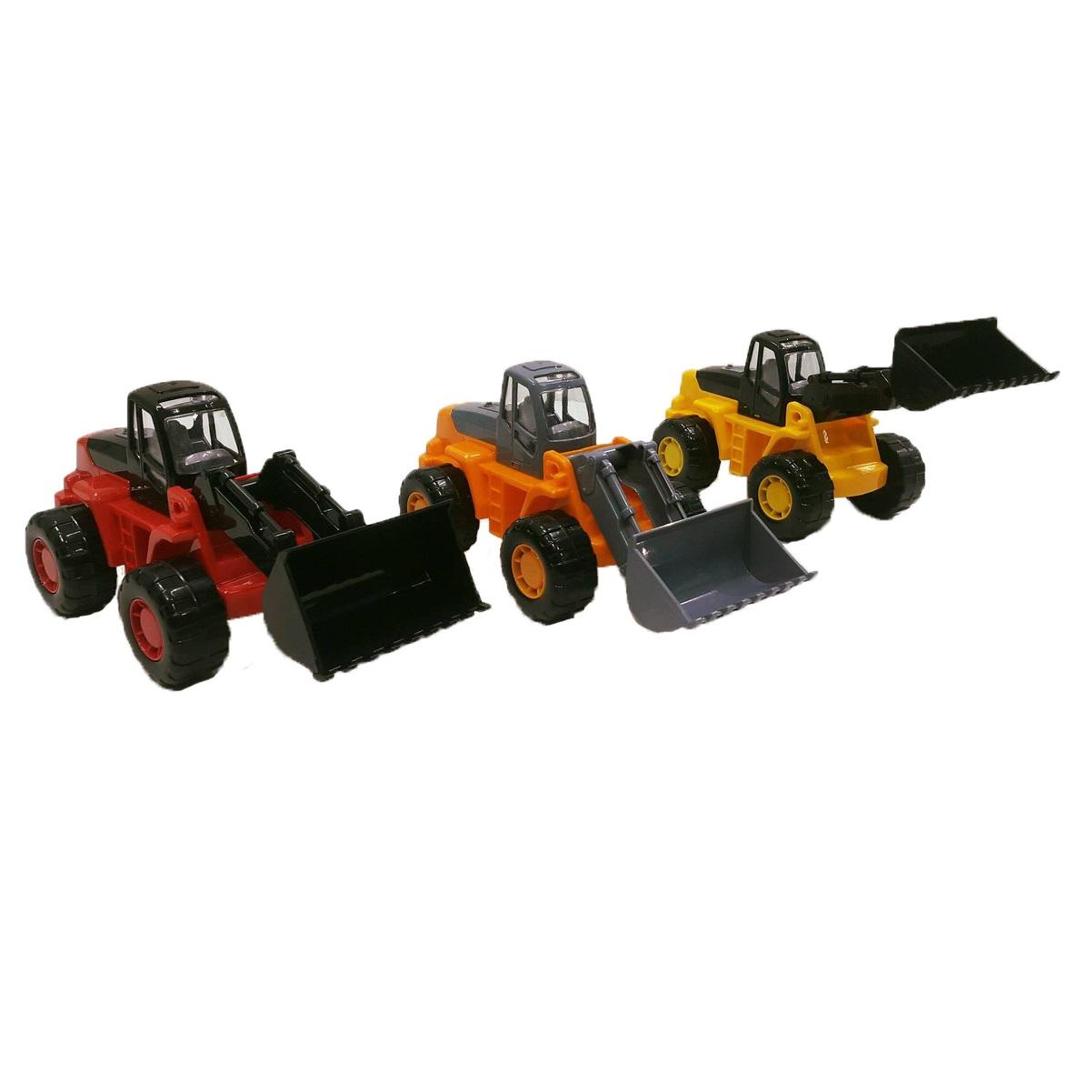 xe xúc lật Craft đồ chơi Polesie