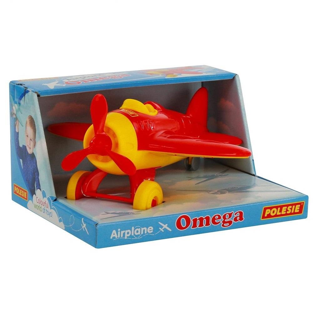 máy bay thể thao Omega đồ chơi Polesie