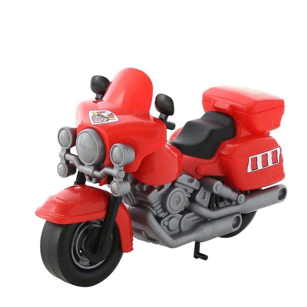 xe mô tô cảnh sát Harley đồ chơi Polesie