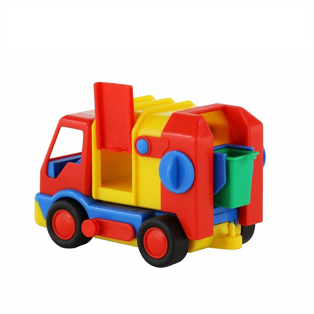 xe môi trường xử lý rác đồ chơi Wader Toys