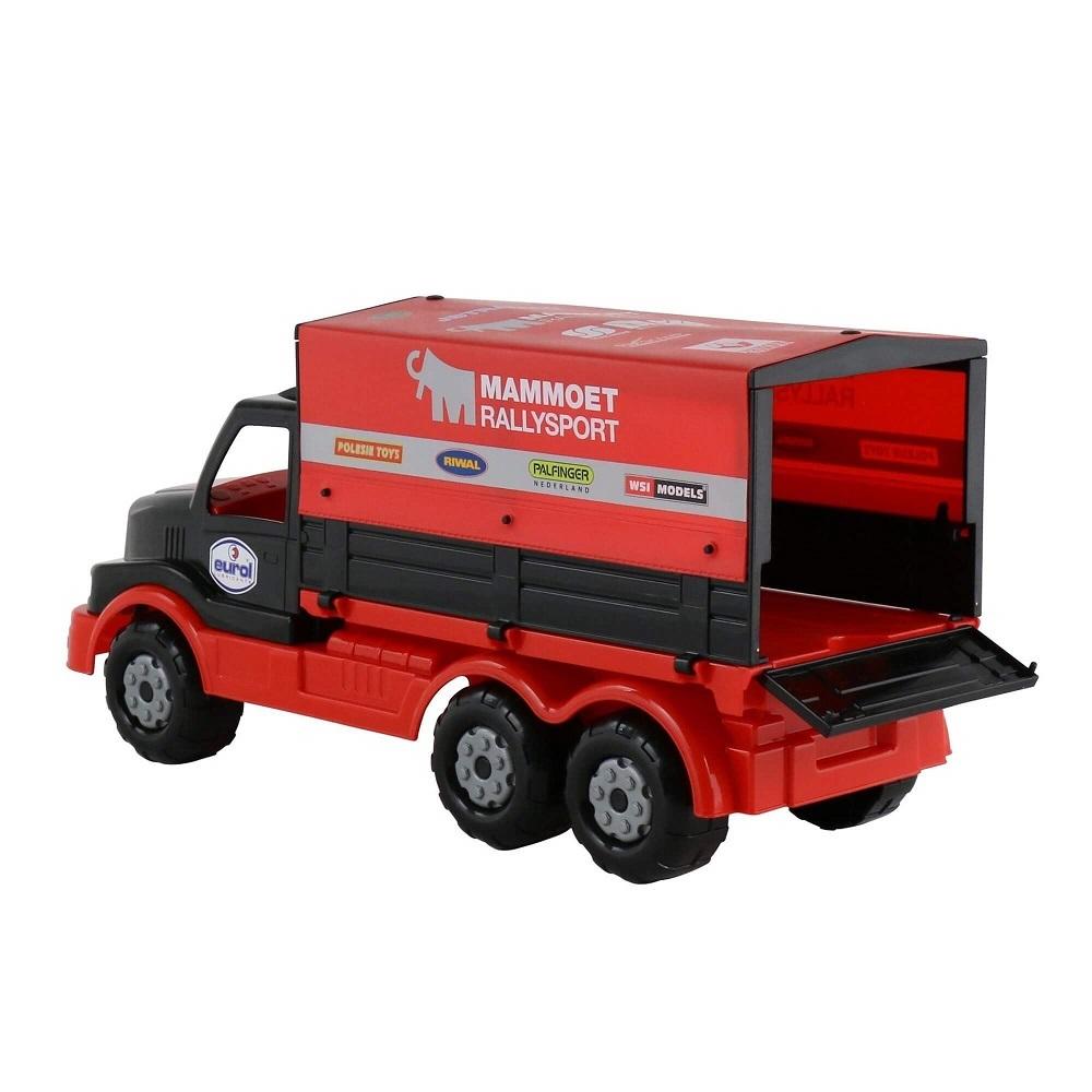 Xe tải chở hàng Mammoet đồ chơi Polesie