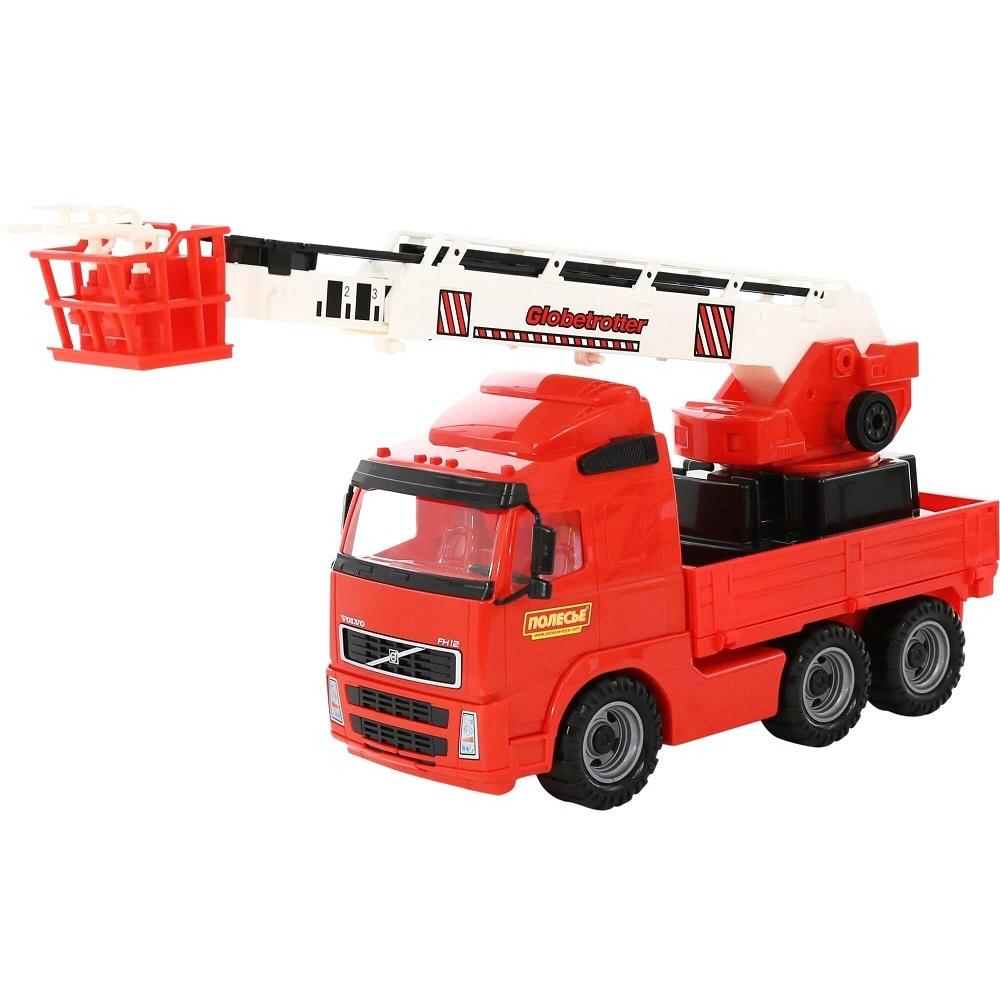 Xe cứu hỏa Volvo đồ chơi Polesie