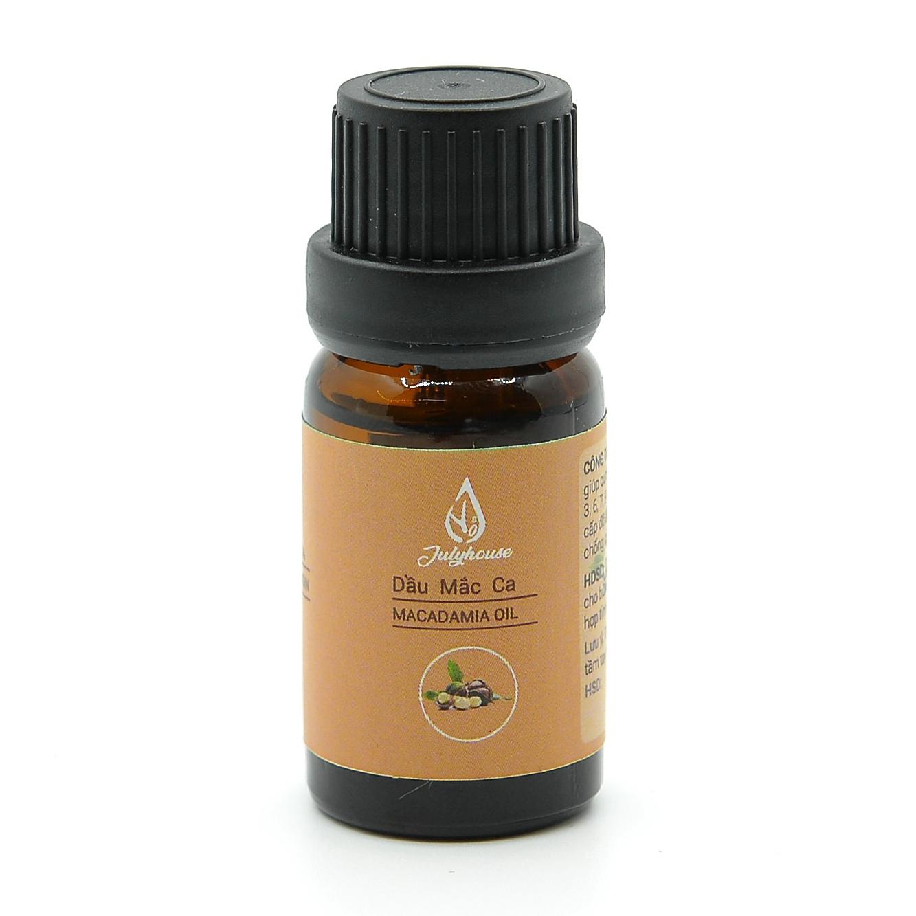 Dầu macadamia massage Julyhouse 10ml