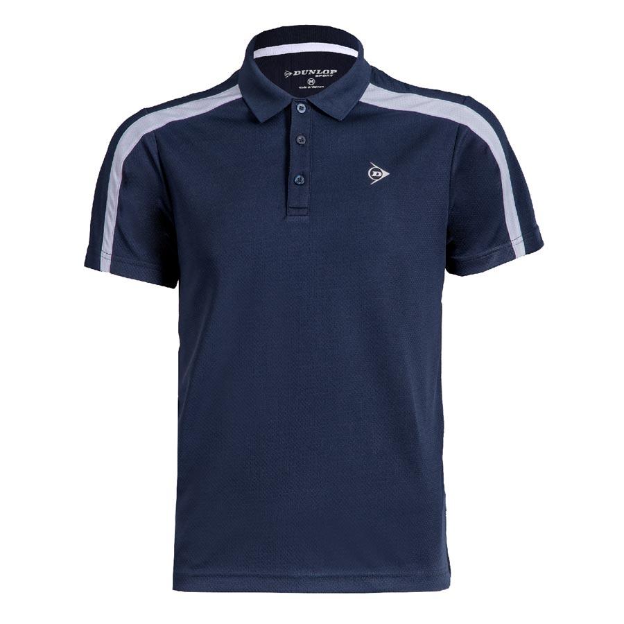 Áo Tennis Nam Dunlop - DATES8044-1C-GRK