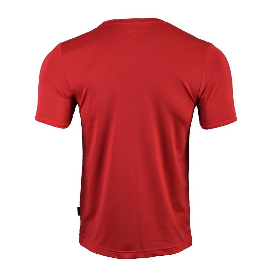Áo thể thao Nam Dunlop - DASLS8059-1-RD (Đỏ)