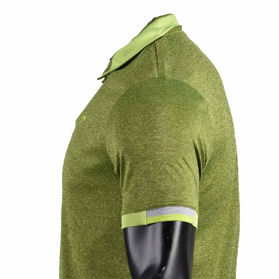 Áo Tennis Nam Dunlop - DATES8055-1C-MS (Xanh rêu)