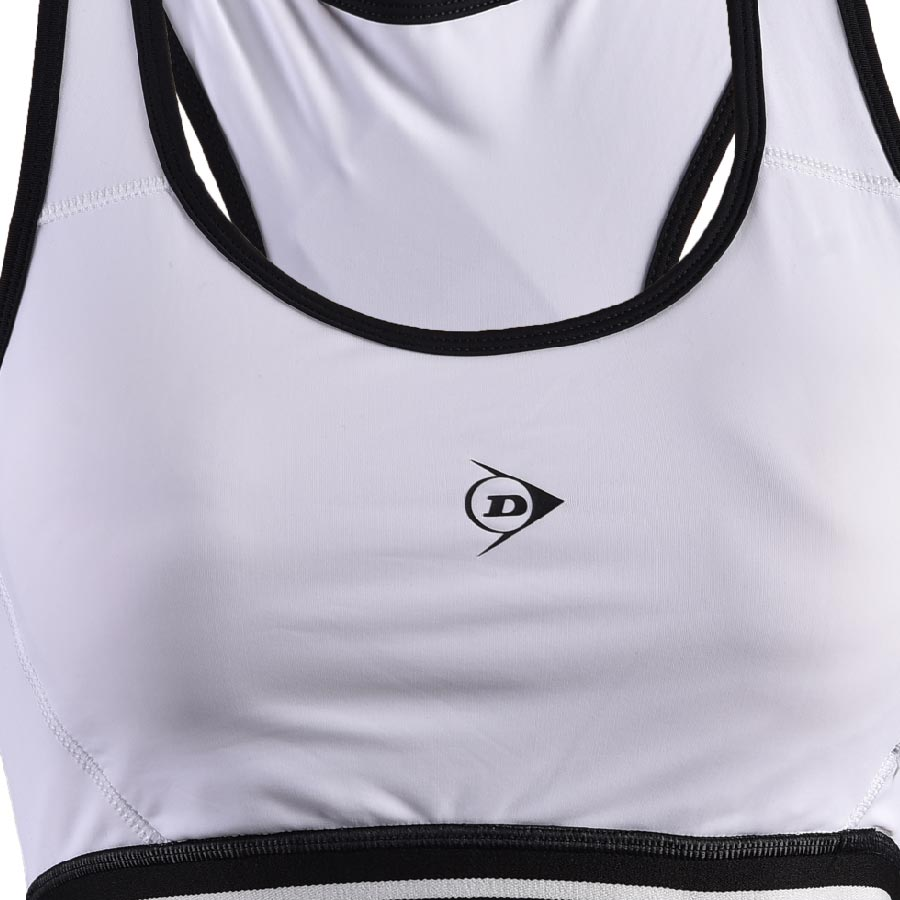 Áo Bra Nữ Dunlop - DAGYS8119-2-WT (Trắng)