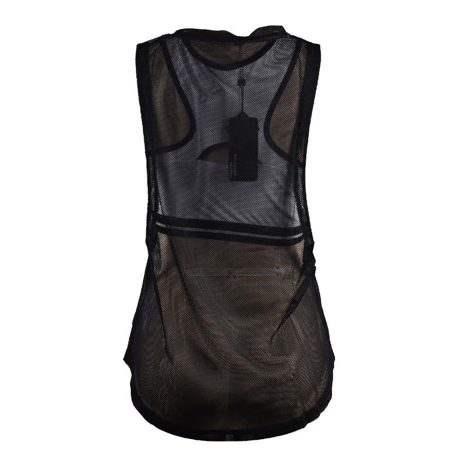 Áo Gym Nữ Dunlop - DAGYS8122-2-BK (Đen)
