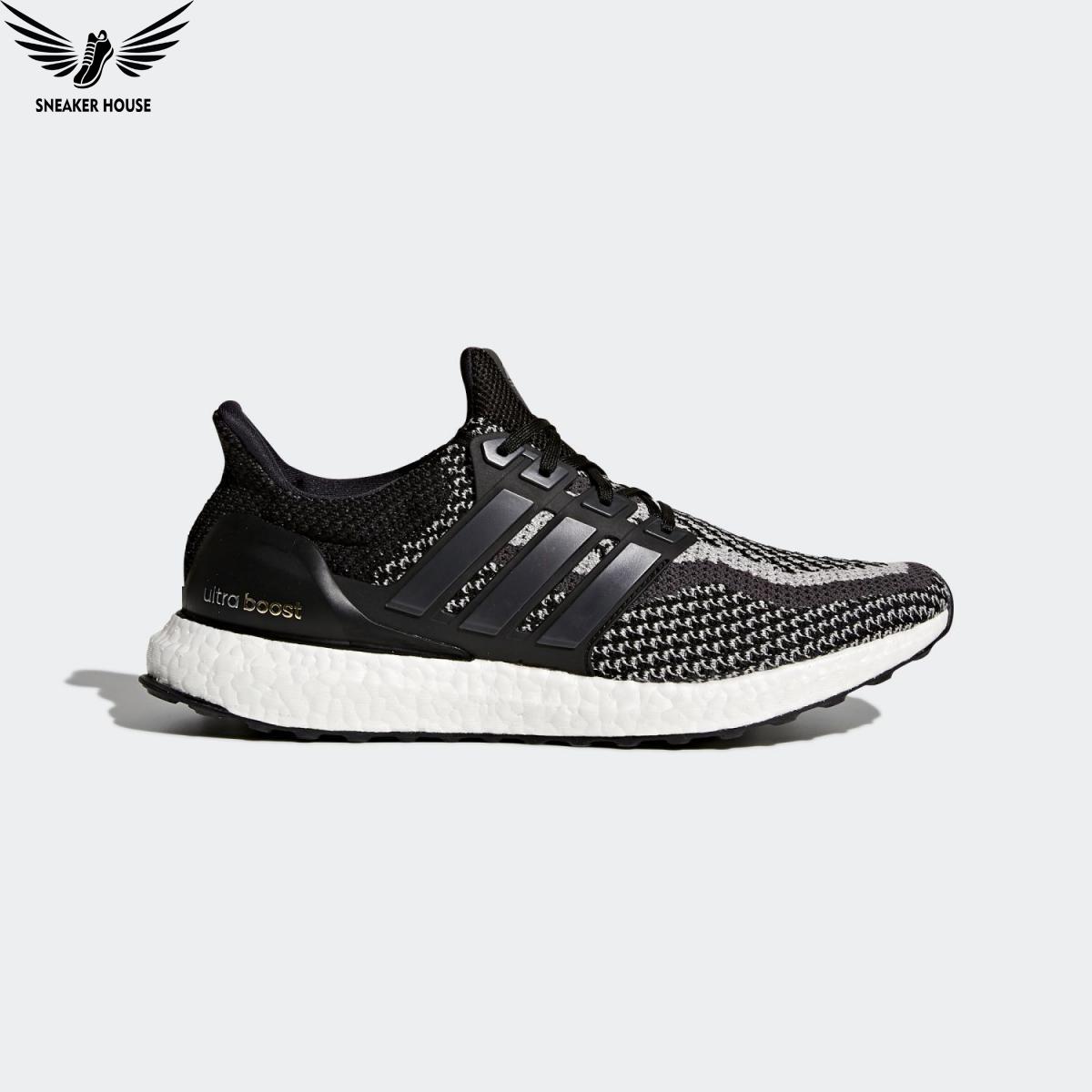 Controlar Lectura cuidadosa Simplemente desbordando  Giày thể thao chính hãng Adidas UltraBoost 2.0 Limited 'Black Reflective'  BY1795 - Shop VnExpress