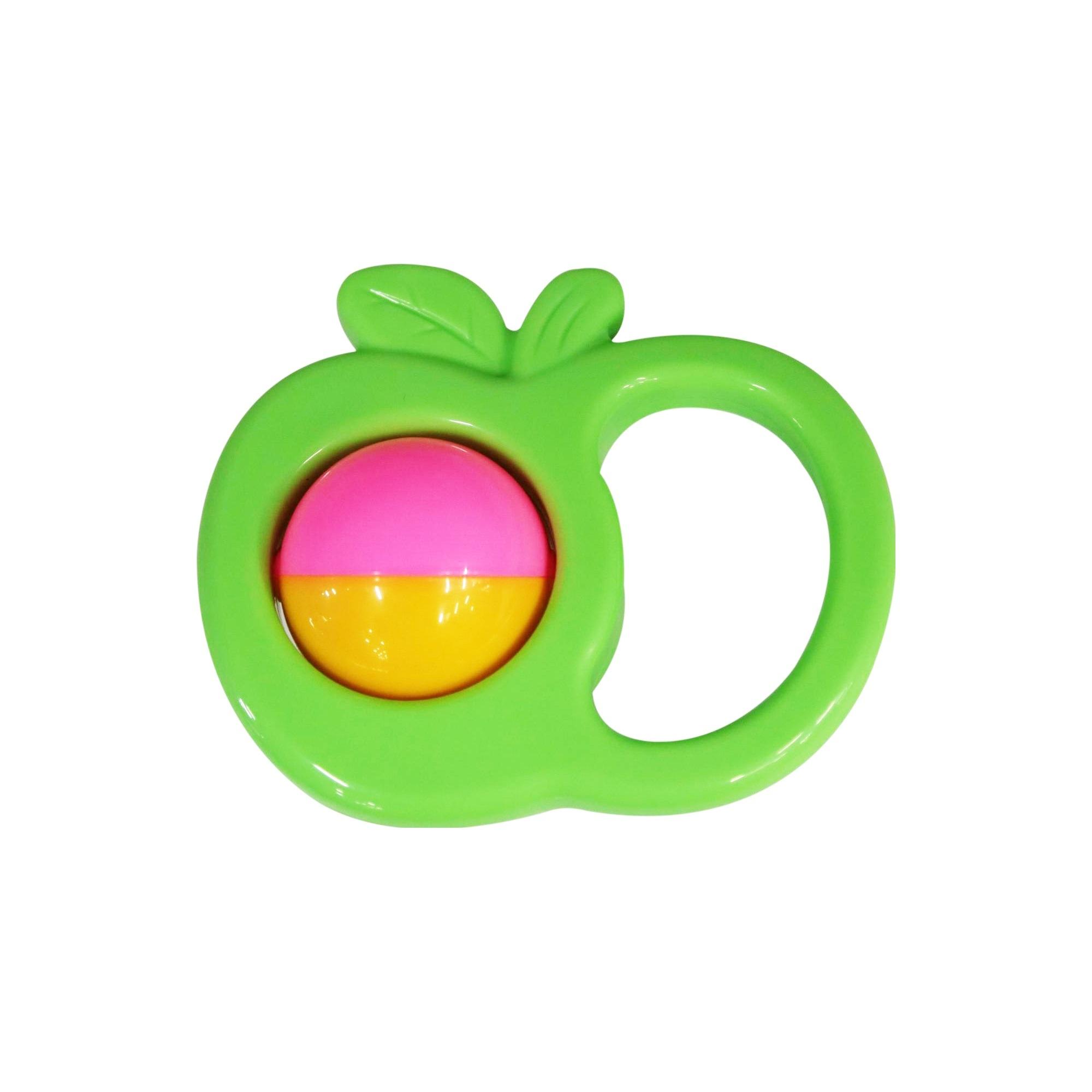 xúc xắc trái táo polesie
